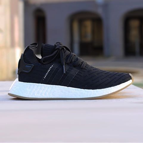 Adidas NMD_R2 Primeknit Japan-Core Black