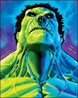 Hulk - jerkmonger on deviantART by Elliot Fernandez