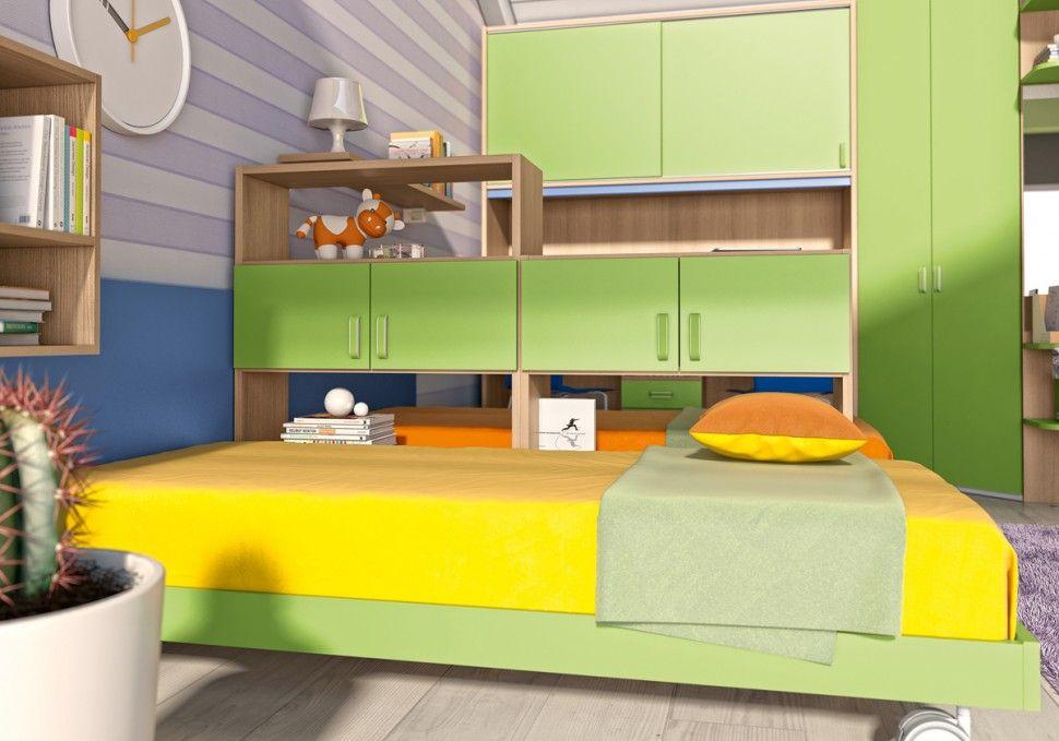 Camerette cia ~ Colombini camerette eresem. affordable cabina armadio colombini