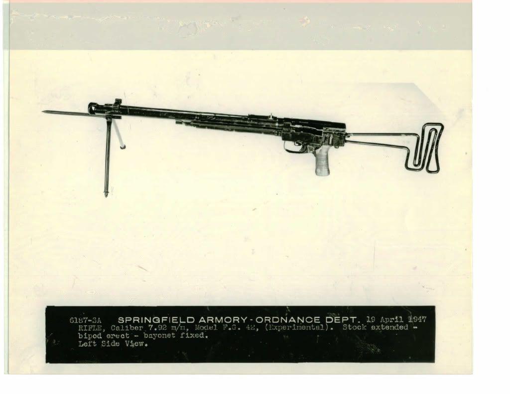 Early FG42 Prototype