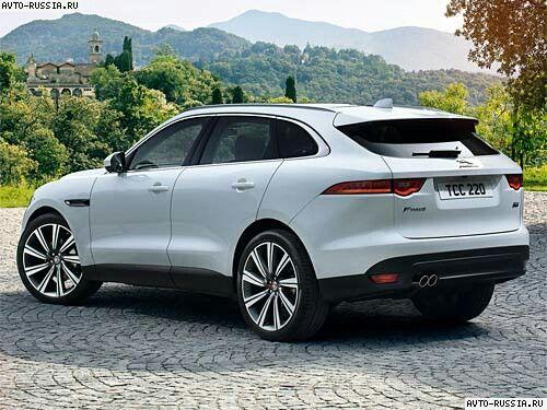 Jaguar F Pace Autos Y Motocicletas Carros Y Motos Coches Deportivos