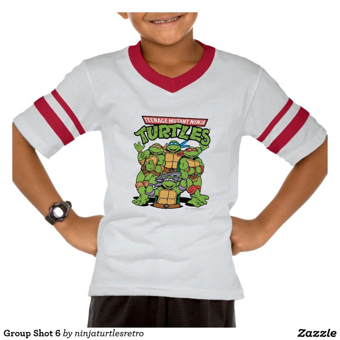 1a0e6fed1 Your Custom Kids  Augusta Retro Striped Sleeve V-Neck T-Shirt