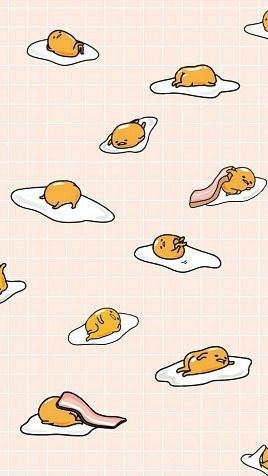 I chose this picture because I love Gudetama and he is my favourite egg character. I think that this edit is a good way to represent pattern because it uses random repetition of Gudetama poses to create a pattern. The various different expressions of Gudetama are what makes this picture or fun and interesting to look at.