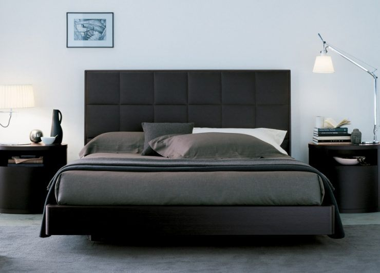 Modern Super King Beds With Nightstand Sets Contemporary Bed