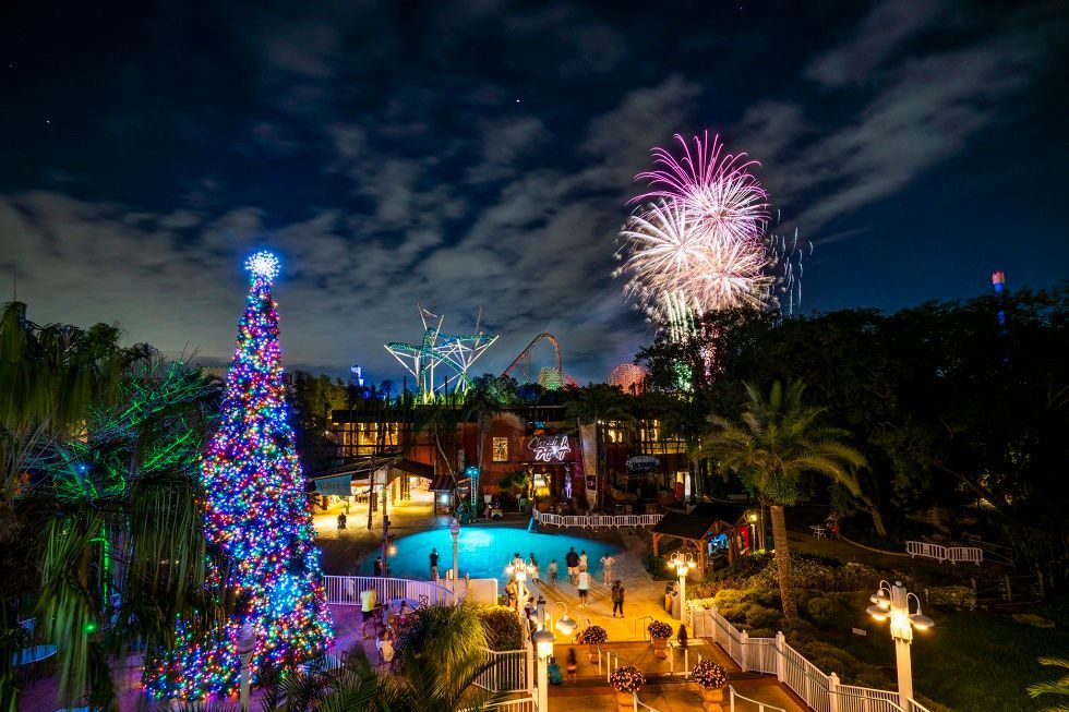 Discount Tickets For Christmas Town Busch Gardens Tampa
