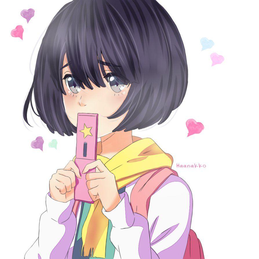 Kokoro ga sakebitagatterunda who is the girl dating
