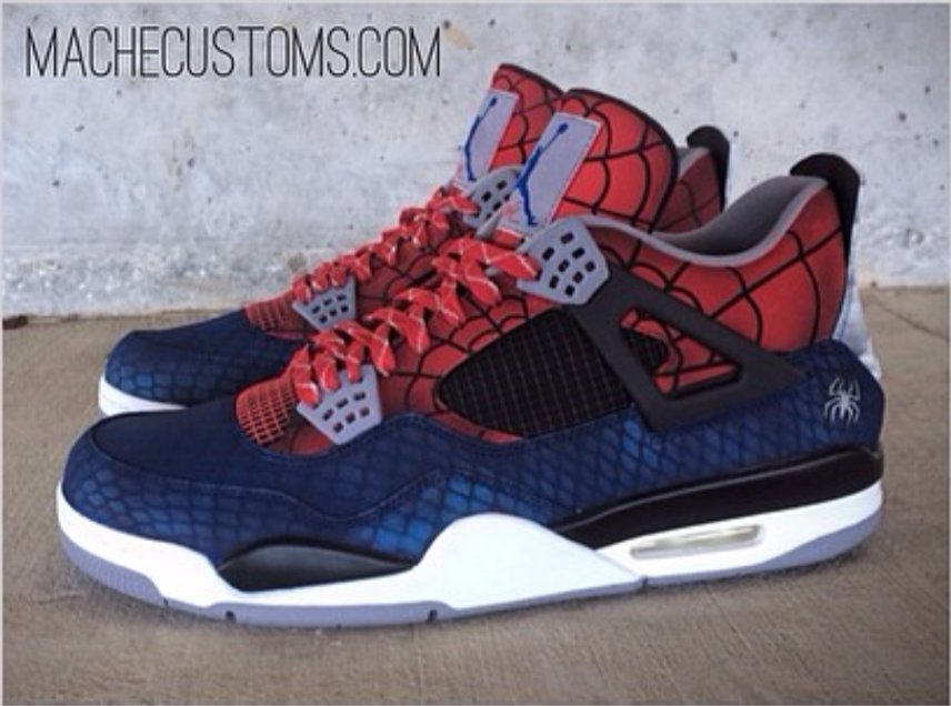 Air jordans, Marvel shoes, Nike shoes