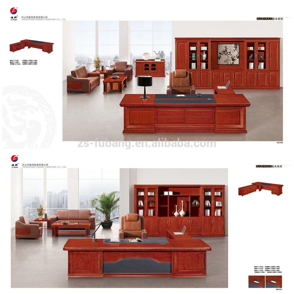 latest office furniture. hot sale mdf mfc partition latest ceo office furniture modern executive desk design table