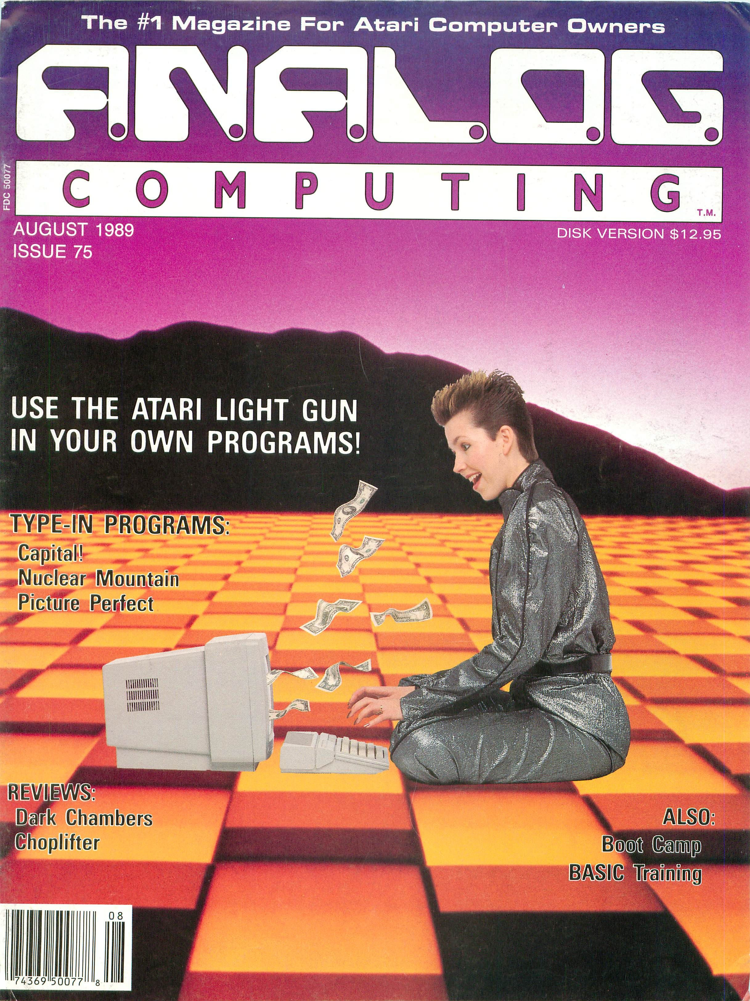 A.N.A.L.O.G. Computing, Issue Number 75, August 1989 - #Atari #Atari400 #Atari800 #Atari800XL #Atari65XE #Atari130XE #80s #1980s #1989 - http://www.megalextoria.com/magazines/index.php?twg_album=Computer_Magazines%2FANALOG_Computing%2Fanalog_1989-08_show=Analog+Computing+75+1989-08+Use+Atari+Lightgun+in+your+Programs-01.jpg