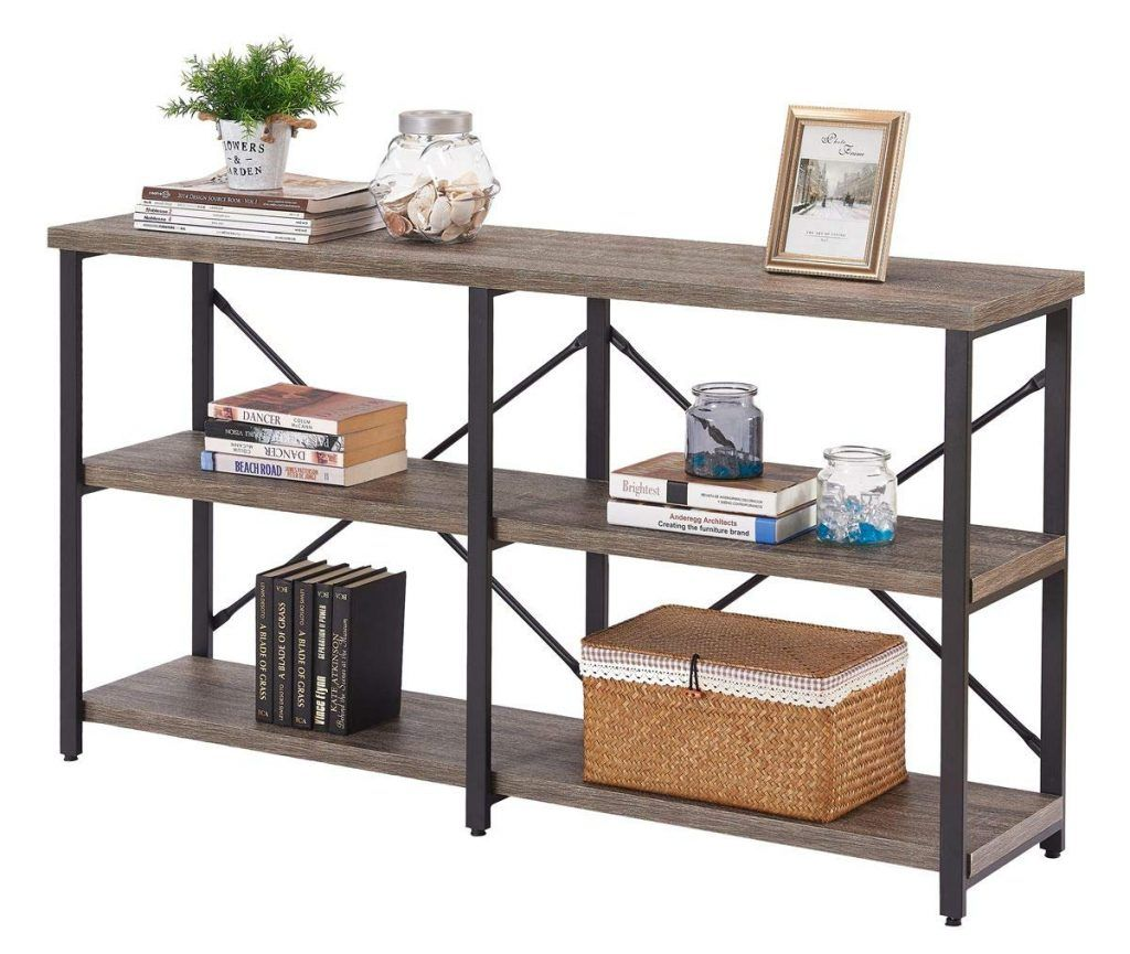 Top 35 Best Sofa Table Ideas For 2021 How To Choose The Perfect Sofa Table Rustic Consoles Entryway Table With Storage Rustic Console Tables