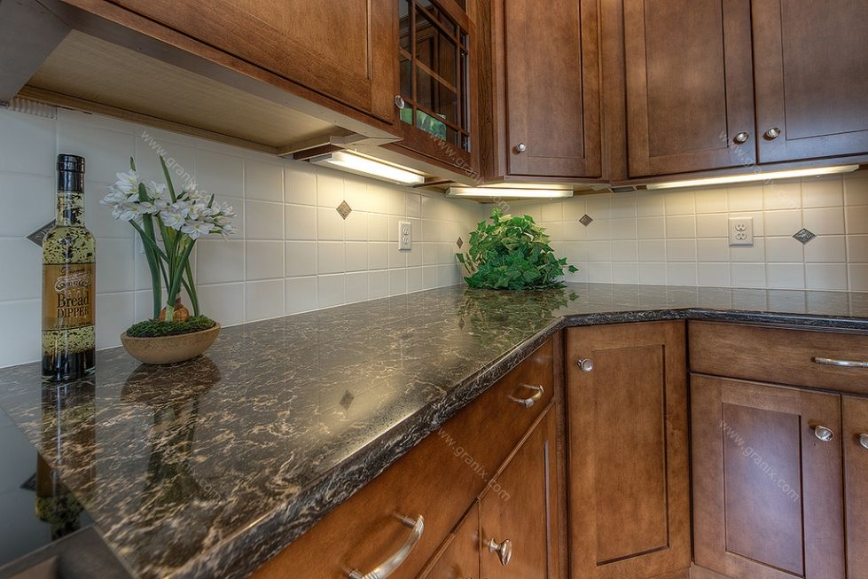 like these cabinets with laneshaw countertops kitchen