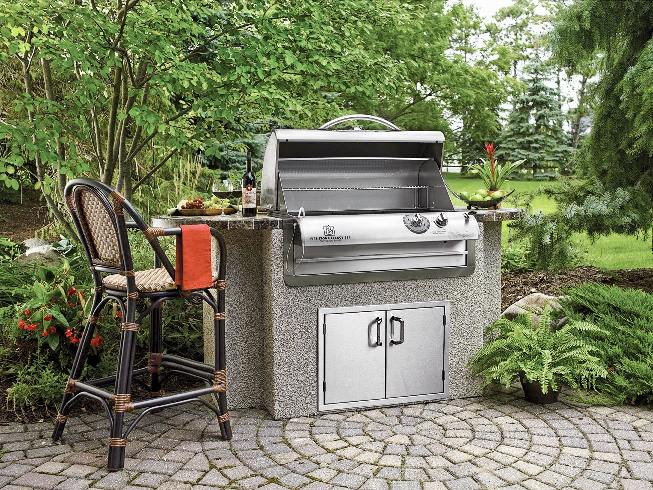 Read this before you put in an outdoor kitchen bbq island food