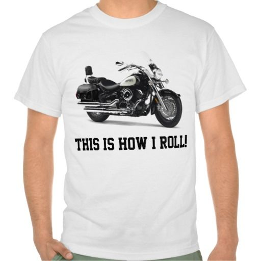 Yamaha Vstar Motorcycle T-Shirt.....