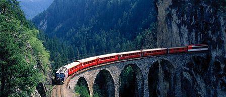 The Magic of Train Travel
