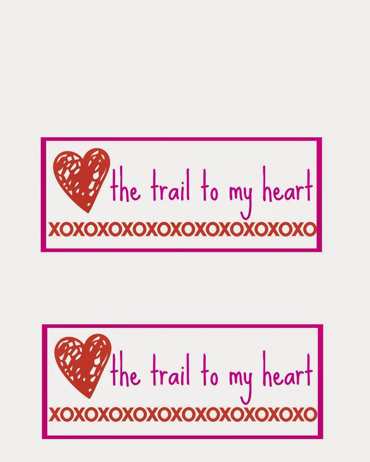 Three Easy Valentine Ideas For Kids Amp Free Printables