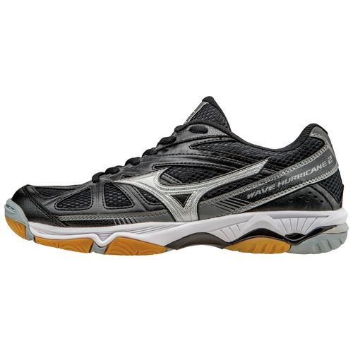 Mizuno Women S Wave Hurricane 2 Volleyball Shoes Silver Black Size 9 Women S Volleyball Shoes At Academy Sports Volleyball Shoes Girls Shoes Shoes