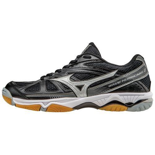 black mizuno womens volleyball shoes