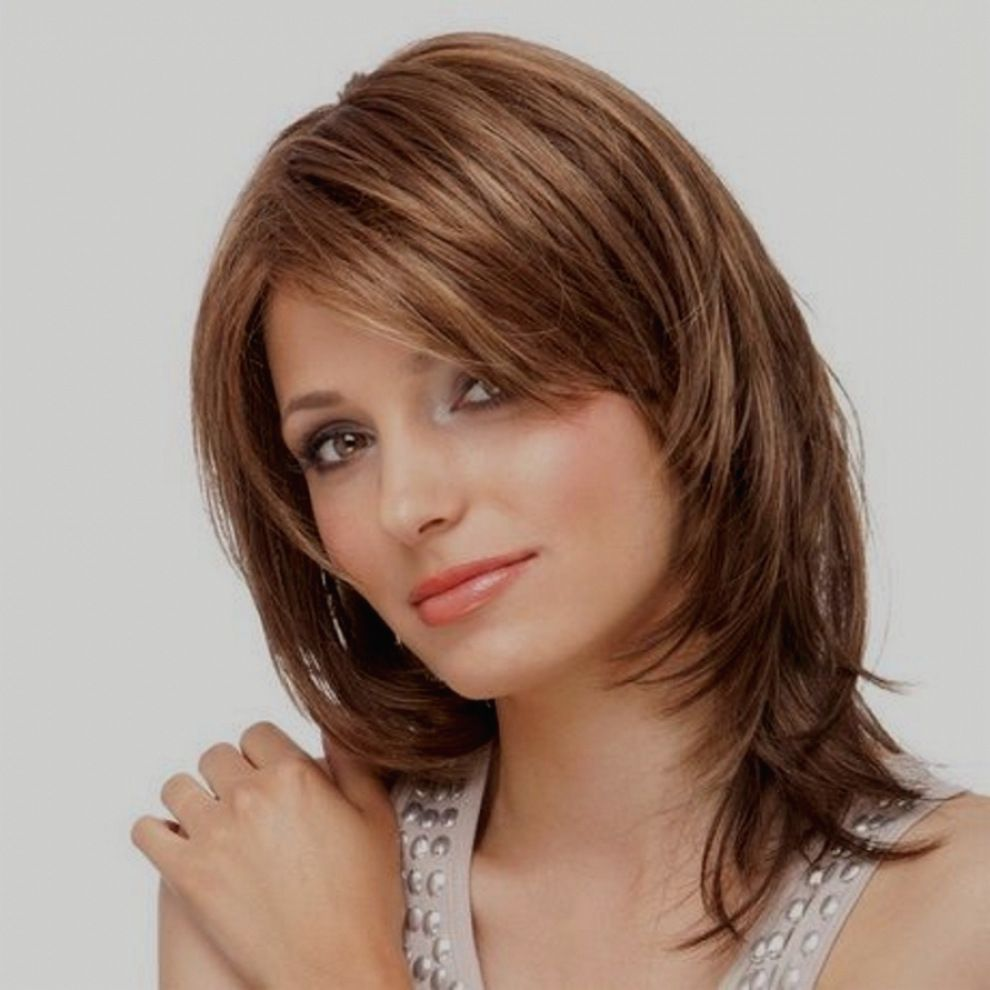 Frisuren Frauen Schulterlang Stufig Frauen Frisuren Gestuft