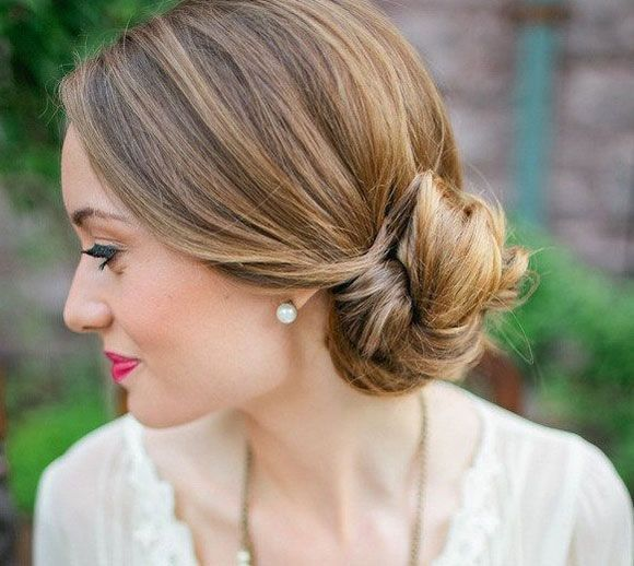 Wedding Party Hairstyle For Thin Hair: 1920S Updo Hairstyles, 1920S Hairstyles For Long Hair