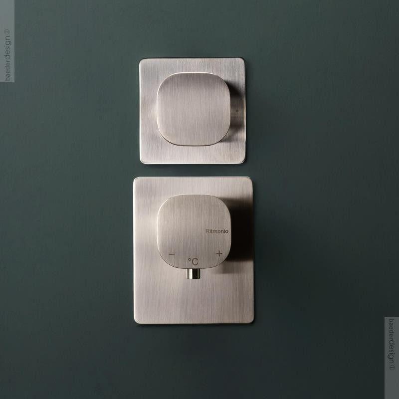 Ritmonio Unterputz Thermostat Taormina Design Ritmonio