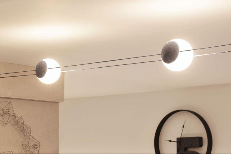 feszíthető sodrony spot lámpa