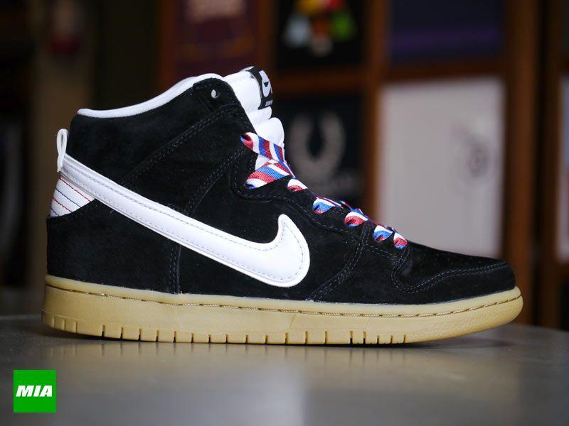 Nike Dunk Haute Gomme Noir Et Blanc Janoski vente Manchester zYZ4OCgR0