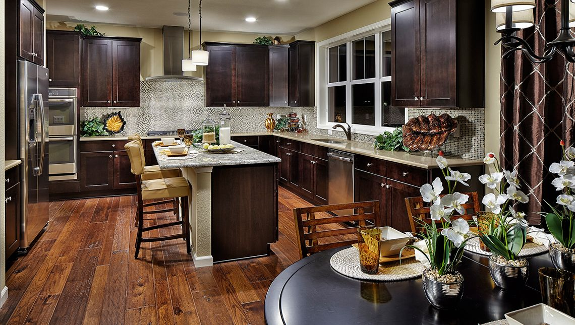 New Single Family Home In Aurora Co By Century Communities In Blackstone Kitchen