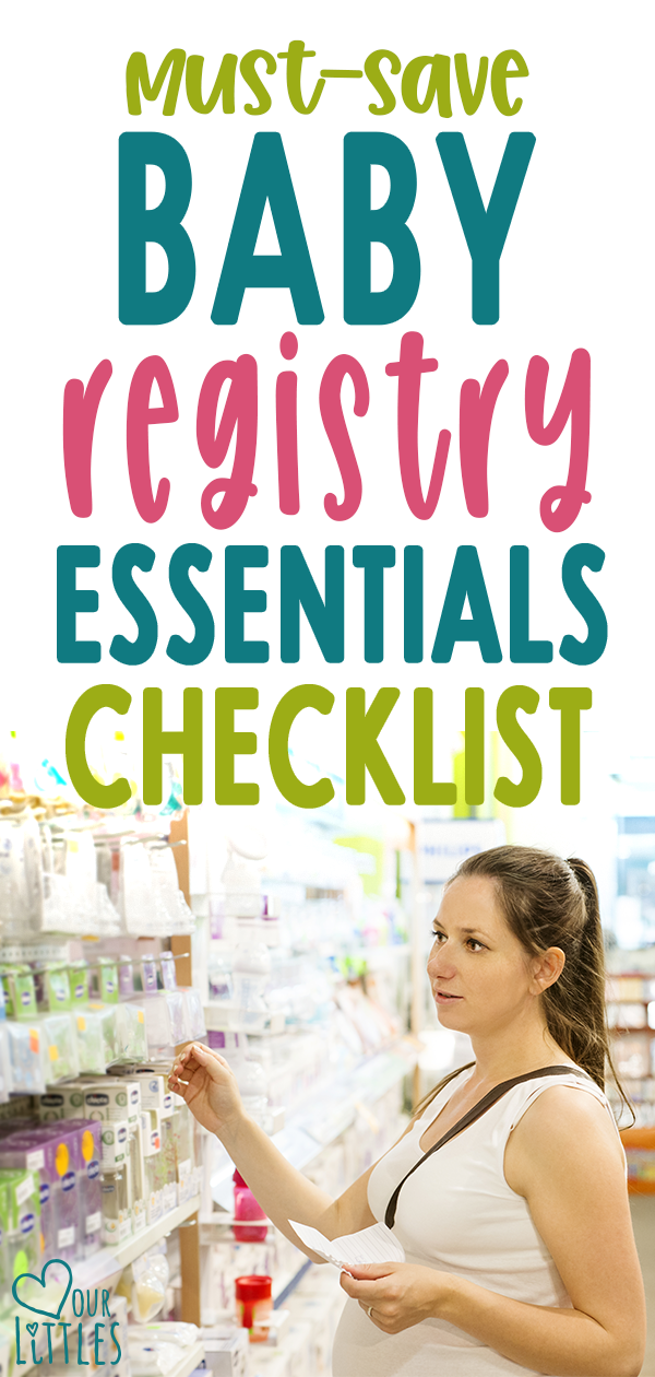 Your Amazon Baby Registry Checklist and Guide on How to ...