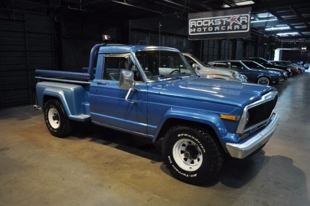 Cars For Sale Used 1982 Jeep Pickup In Nashville Tn 37207