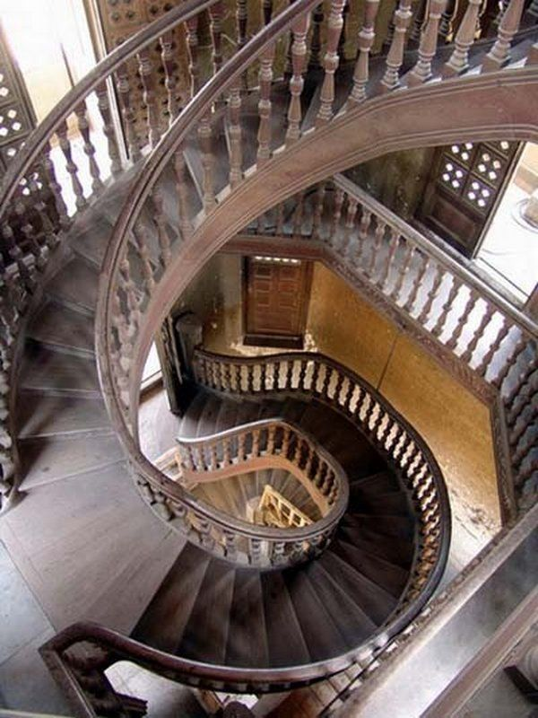 Lovely Amazing Staircases | Spiral Staircases 02 Amazing Spiral Staircases  Photography