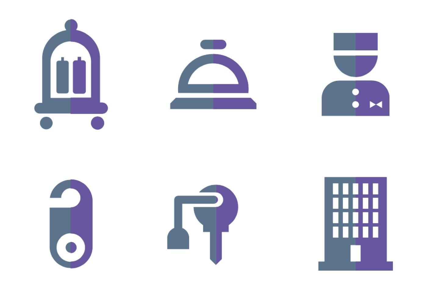 Concierge Vector Logos