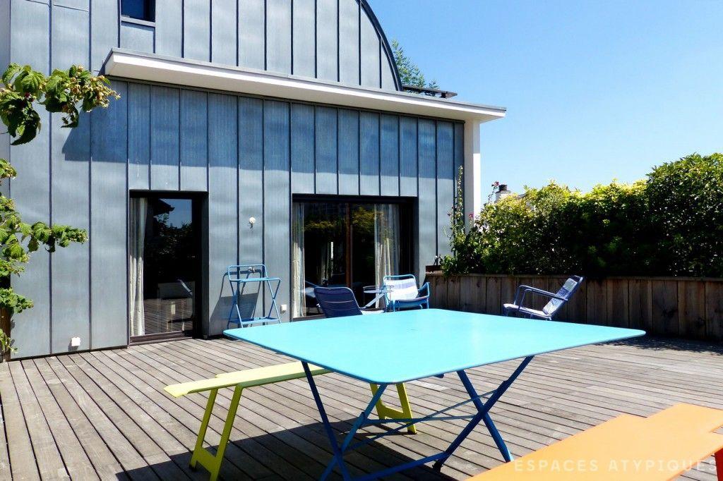 Lyon : Appartement toit terasse | Espaces Atypiques Lyon | Pinterest ...