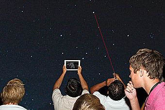 Endless stars!!! Enjoy the constellations on the equator with no light pollution.