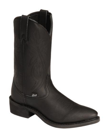 c372be9a474 Justin Men's Butch Farm & Ranch Cowboy Work Boots - Medium Toe ...
