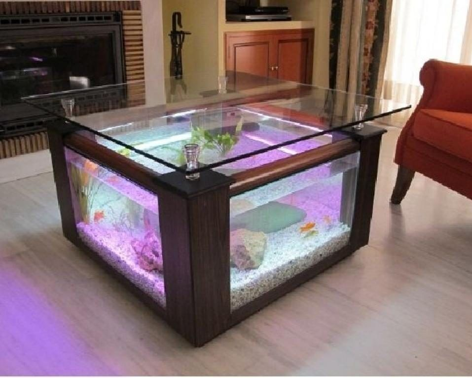 25 Gallon Aqua Coffee Table.With The Midwest Tropical Aqua Coffee Table Aquarium 25 Gallon 36