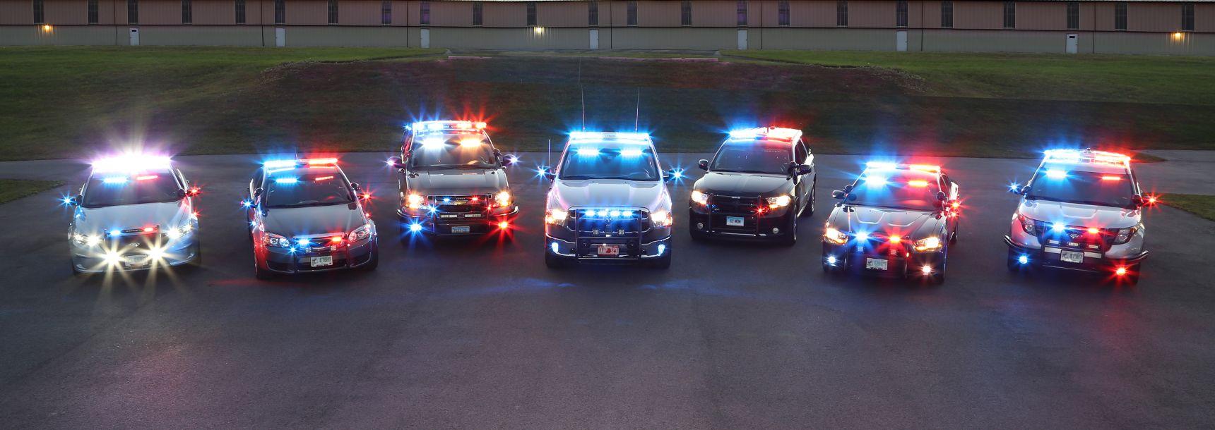 Whelen Engineering Police Cars Emergency Vehicles