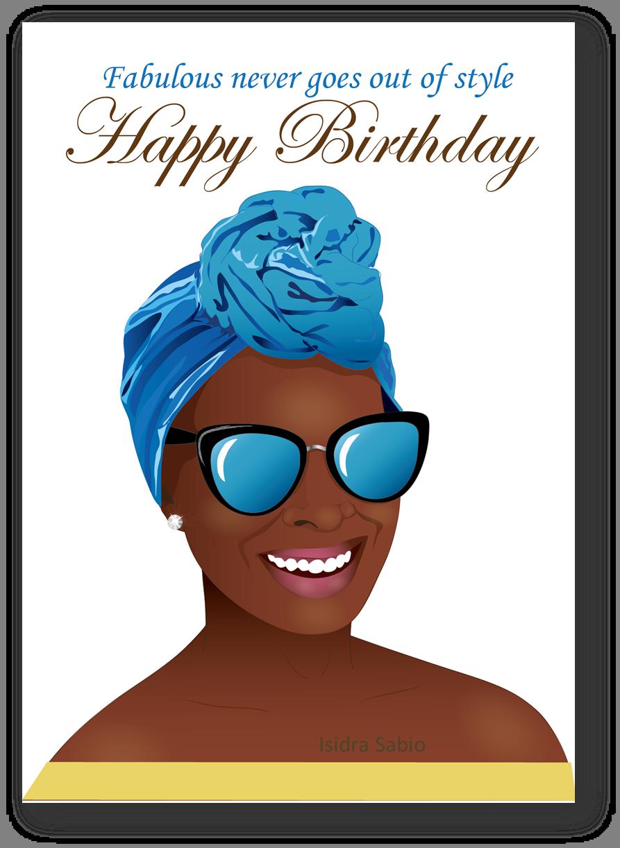 Happy Birthday Images Black Woman : happy, birthday, images, black, woman, Birthday, Woman, Beautiful, Black, Happy, Woman,, African, American,