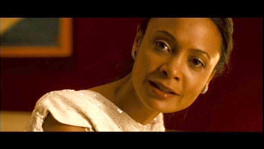 2005 - Thandie Newton - CRASH | Thandie newton, Newton