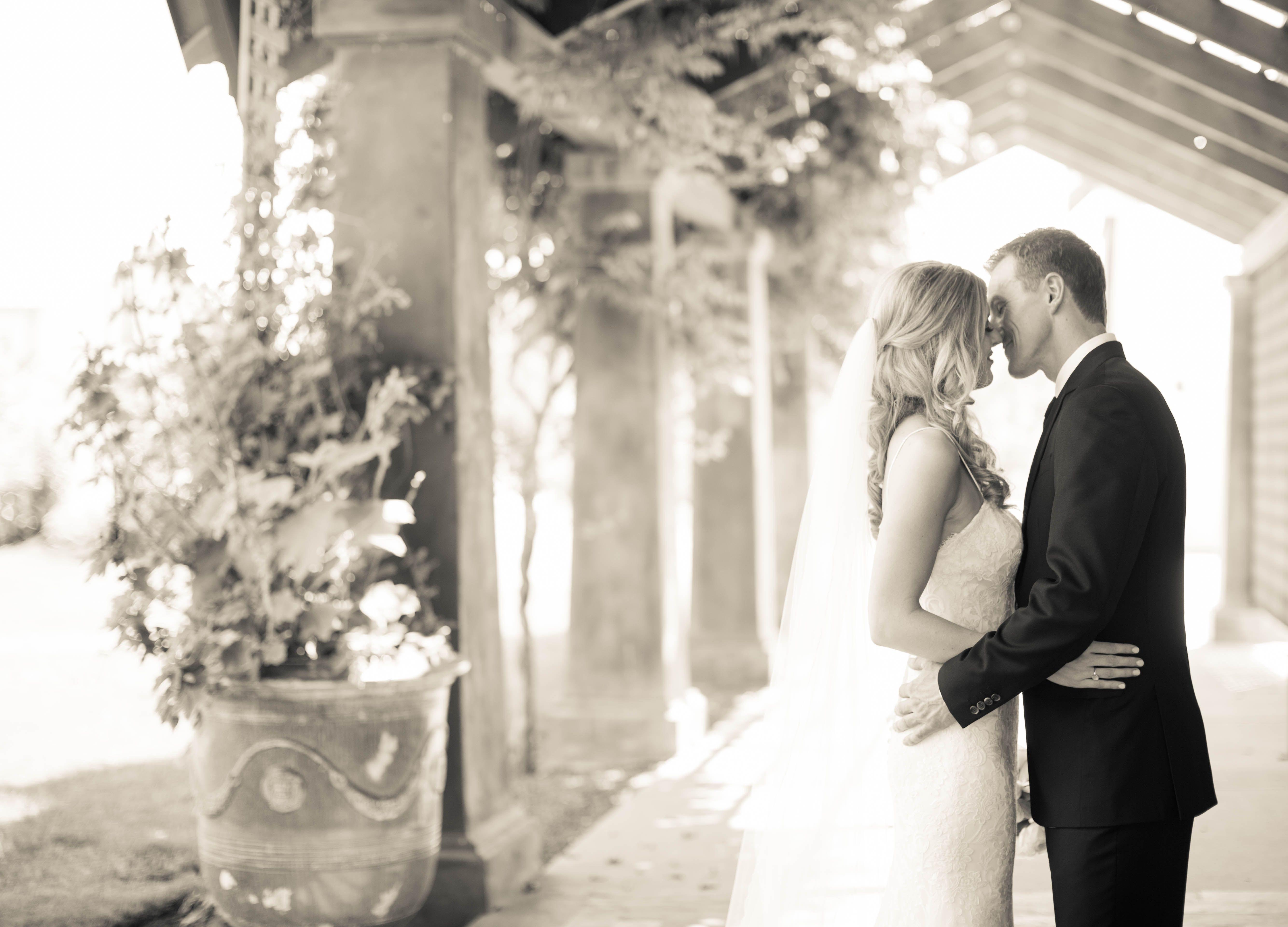 Alex And Neals Walla Wedding Photography At Abeja By Gigi Hickman