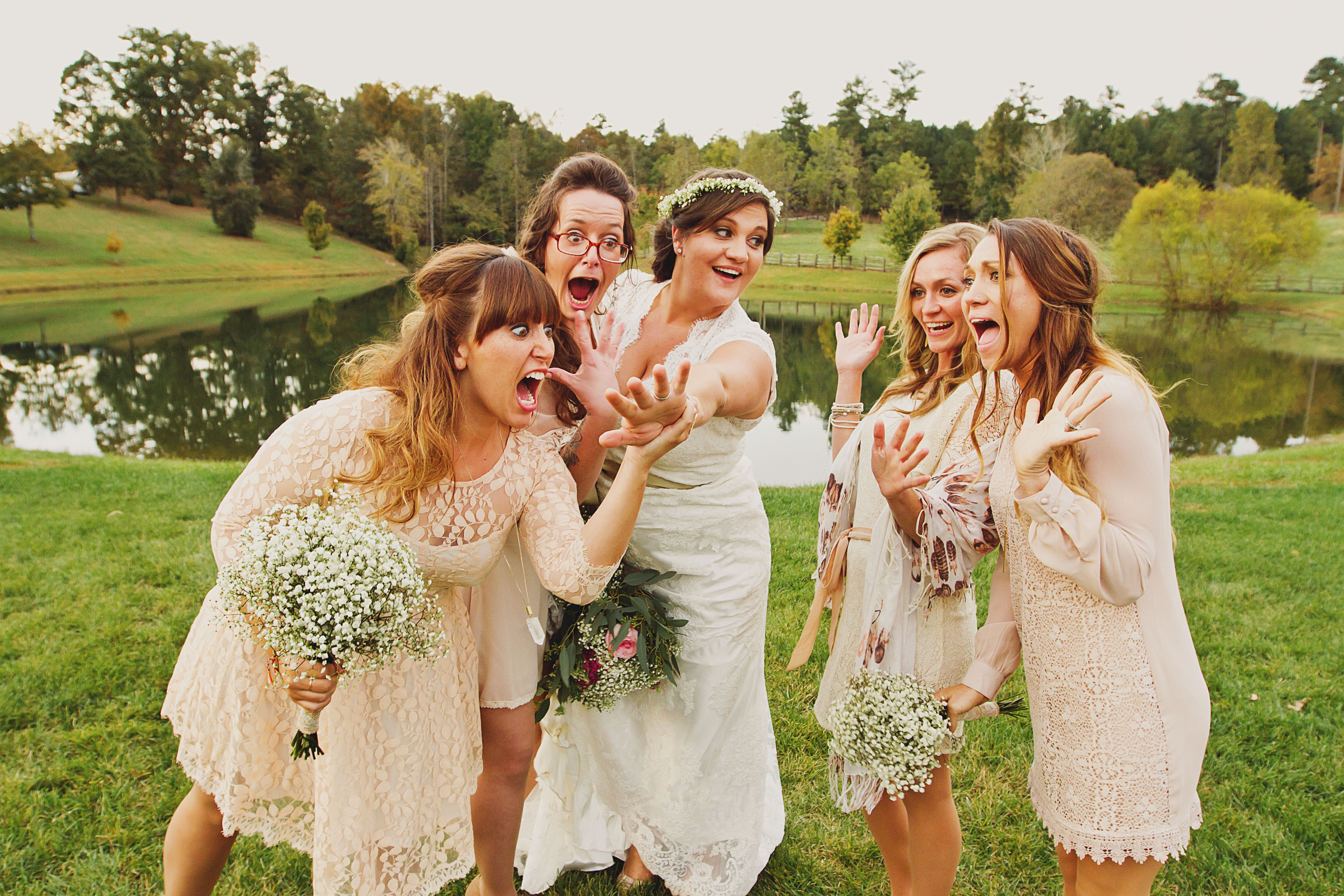 Funny bridesmaid photo love my girls t t wedding pinterest funny bridesmaid photo love my girls ombrellifo Choice Image