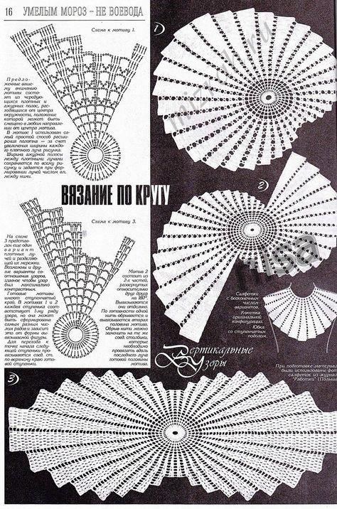 Häkeln Tischläufer 2 Spiraldecke Pinterest Crochet Tricot