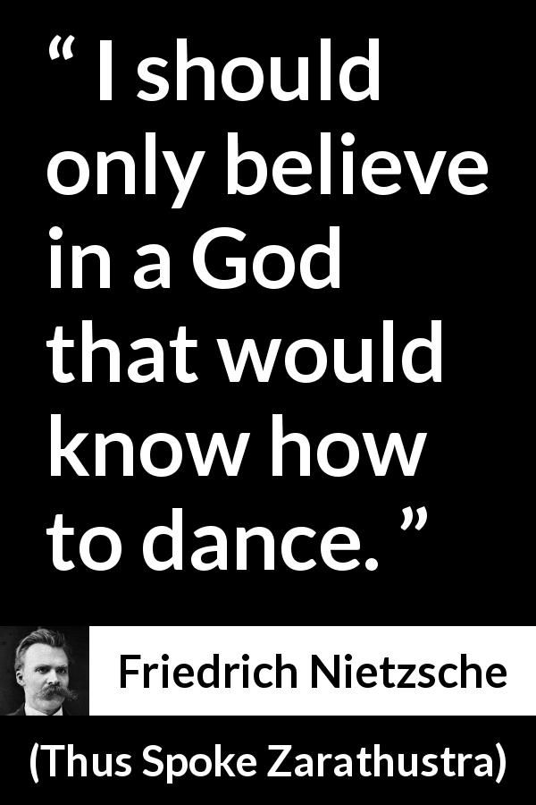 Friedrich Nietzsche Quote About God From Thus Spoke Zarathustra