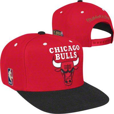 c6692b2e630 Chicago Bulls Mitchell   Ness HWC Commemorative 1997 Finals Patch Snapback  Hat  25.99  TBT  SeeRed