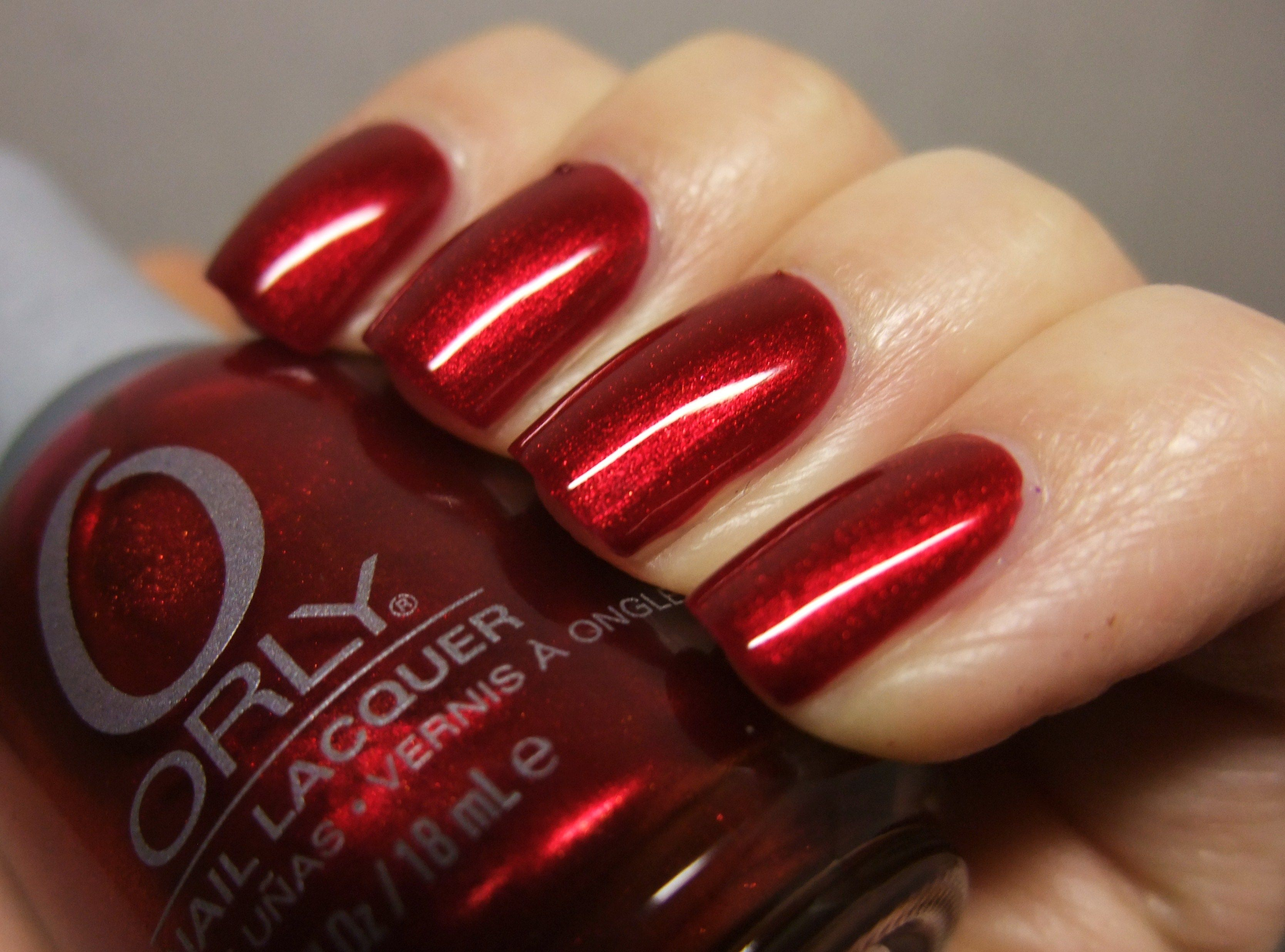 """Orly """"Torrid"""" collection 2012"""