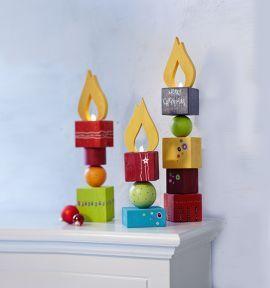 gl cksw chter f r die winterzeit winterzeit weihnachten und holz. Black Bedroom Furniture Sets. Home Design Ideas