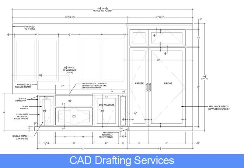 How To Make Your Design Stand Out With Online Drafting Services In