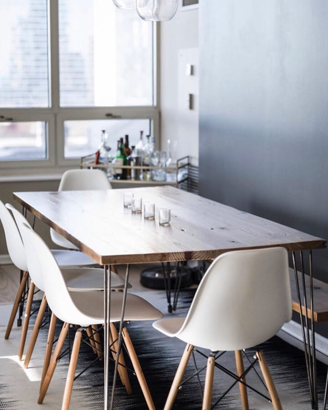 Designed By Urban Wood Goods Reclaimed Wood Dining Table Wood