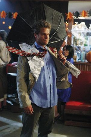Windy guy.  Cougar Town 2010.