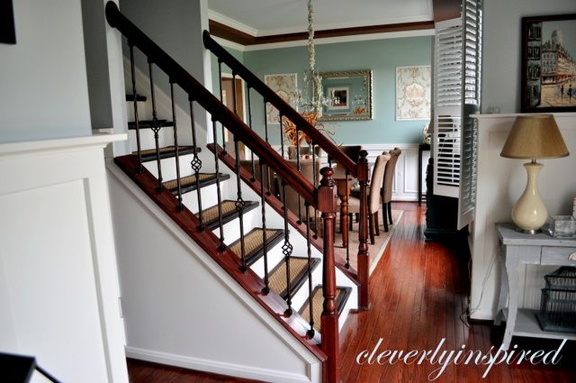 Best Diy Wrought Iron Baluster Installation Home Home 400 x 300