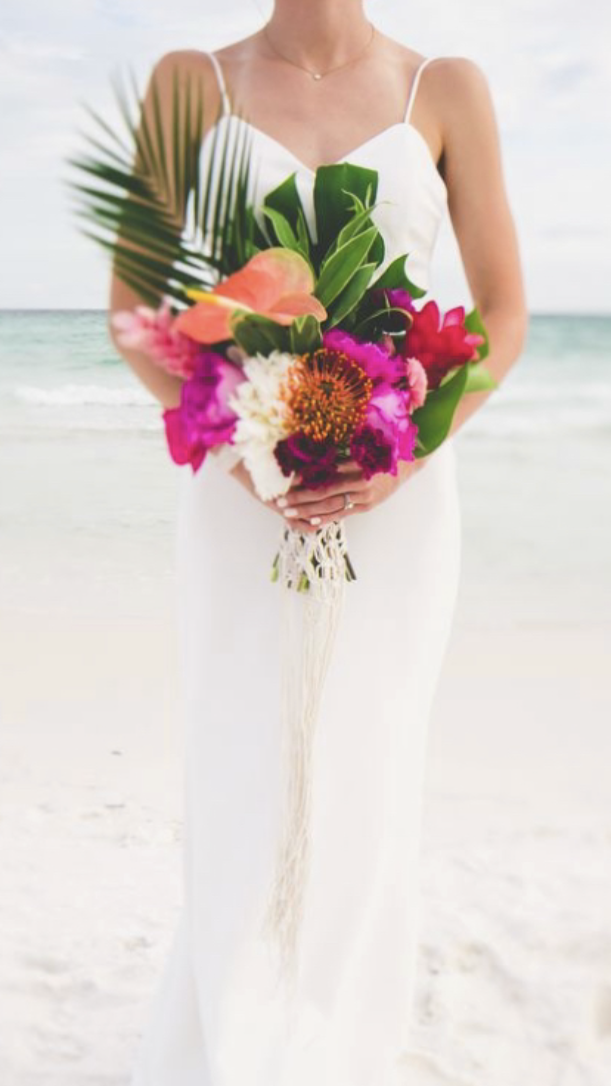Tropical Beach Wedding Bouquet Beach Wedding Bouquets Tropical Beach Wedding Beach Wedding
